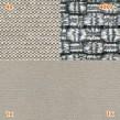 Mikrovågsavskärmade väv för vägg/tak/golv - Mikrovågsdämpande tapet 1m
