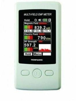 Tenmars TM-190 Enkelt universalinstument - Tenmars TM190 universalinstrument