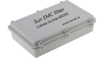 Sol-el filter - Sun-EMC filter