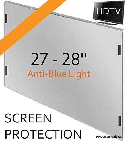 "28"" Blue Light Filter"