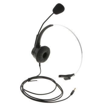 Headset mono 3,5mm - Headset mono 3,5mm