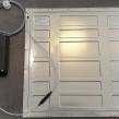LED Panel i skärmat utförande - LED panel skärmad inkl driver 40W