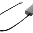 Mobilen via nätverkskabel och anslut extern mus/tangentbord