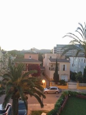 God morgon Alcudia! Bjuder på sol