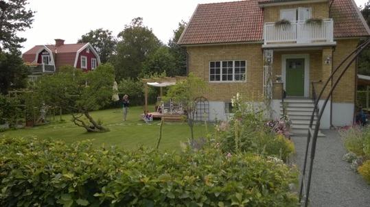 Här bodde vi hos Helena & Lars! Foto: Privat