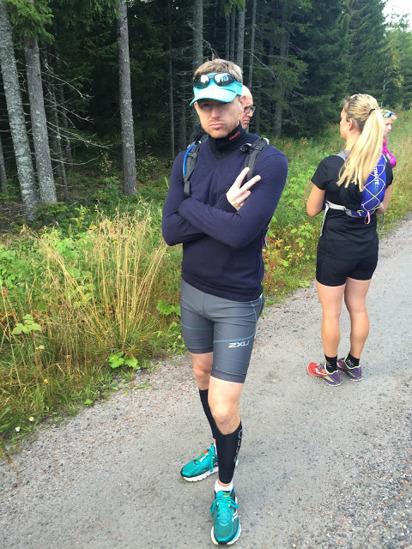 Inte en traillöpare #1