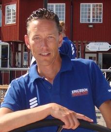 Peter Sverdrup, ordförande ABK