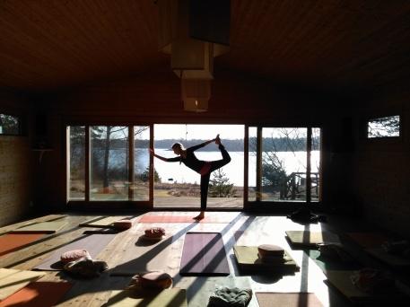 YogaDojon på Idöborg