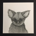Lilla Koala 40x40cm 1.200SEK