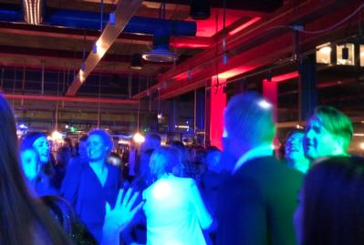 COOP festar loss på Garnisonen/K-märkt. DJ Jocke Ljungberg spelar.