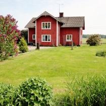Huset på gården.