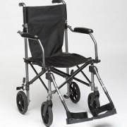 Transport rullstol ihopfällbar i väska