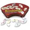 Domino 4 olika sorter - Sväng Domino med olikfärgade punkter