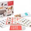 Bingo 230 kr - 490 kr - Bingo Djur inklCD skiva med djurläten