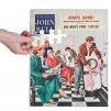 Pussel Reminiscens, Mangelvisning - Pussel Reminiscens, Tvättstugevisning 1950-tal