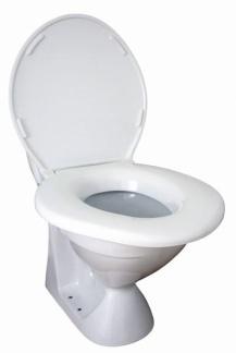 Toalettsits XL Extra bred som klarar 380 kg - XL Extra bred toalettsits klarar 380 kg