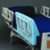 Sänggavelskydd hästskoformad - Grindskydd profilerad 89 cm