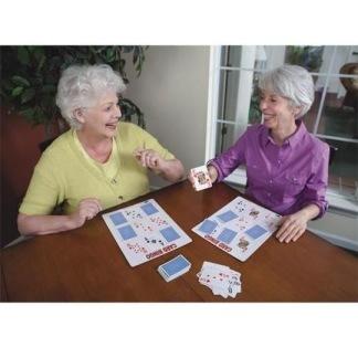 Bingo spelkort, whiteboard, natur - Bingo Spelkort