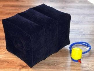Psoas kudde Uppblåsbar med pump - Psoaskudde Uppblåsbar
