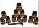 Speed Stacks koppar - Specialfärger  - Black Flames
