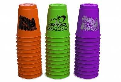 Jumbo Speed Stacks -
