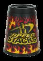 Speed Stacks utbyteskoppar - säljs styckvis - Black Flames