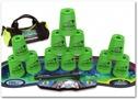 Komplett set - Standardfärger - Neongröna koppar
