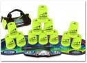 Komplett set - Standardfärger - Neongula koppar