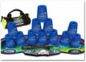 Komplett set - Standardfärger - Blå koppar