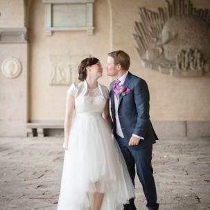 Bröllop Fotograf Michaela Edlund Kelas bilder Stadshuset Stockholm-3