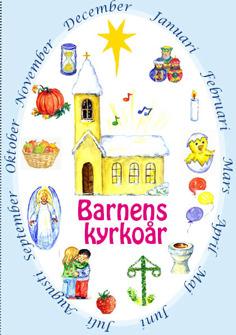 Barnens kyrkoår Bok - Barnens kyrkoår