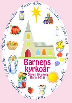 Barnens kyrkoår 1-2 år - Barnens kyrkoår 1-2 år