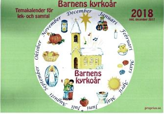 Barnens kyrkoår Ledarhandledning och  Idékalender - Barnenskyrkoår Bokkalender