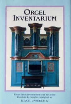 Orgelinventarium -