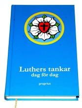 Luthers tankar - dag för dag - Luthers tankar