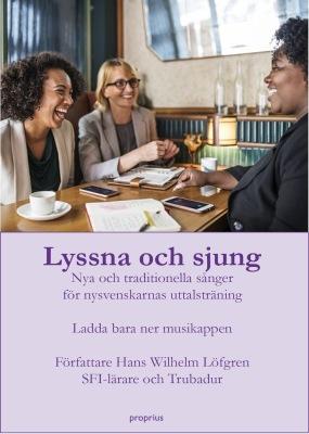 Lyssna och sjung - Lyssna och sjung Förbeställning