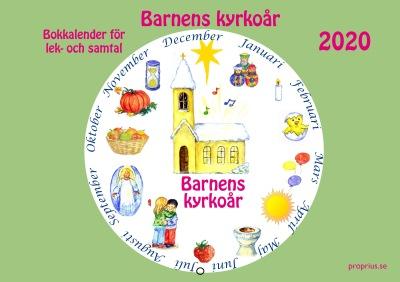 Barnens kyrkoår Bokkalender - Barnens kyrkoår bokkalender