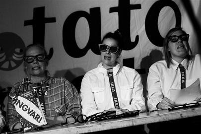 Lite Billigare Lite Sämre med PotatoPotato – teater, performance och scenkonst
