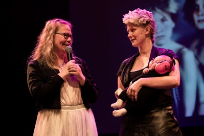 Freja Hallgren, Jenny Möller Jensen och Sapfo, PotatoPotato