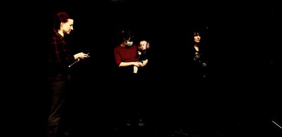 Flickforskning med PotatoPotato teater och scenkonst