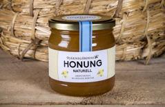 Djäknegårdens honung - Naturell honung
