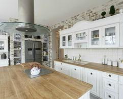 Måla kök och köksluckor med chalk paint (kalkfärg, kritfärg). Photo © Photographee.eu
