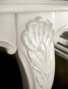 Måla möbler med Vintage Chalk Paint (Kritfärg) Shabby Chic