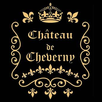 Chateau de Cheverny - Schablon
