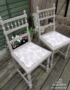 Måla möbler med Versante
