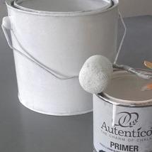 Grundmåla med Autentico Primer