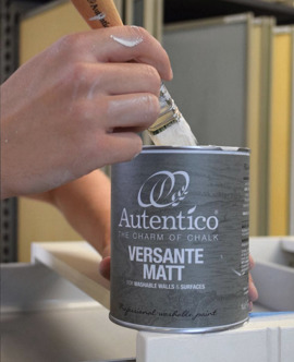 Autentico Versante matt - vattentålig kritfärg