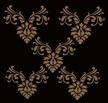 Blossom - Stor Schablon