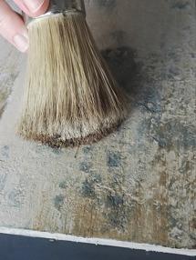 Avsluta med vax (ett mörkt vax  ger ett lite smutsigt  och åldrat utseende)