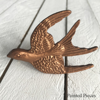 Copper Bird - Knopp